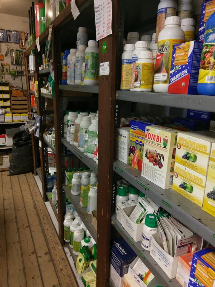 Növényvédő szerek minden mennyiségben